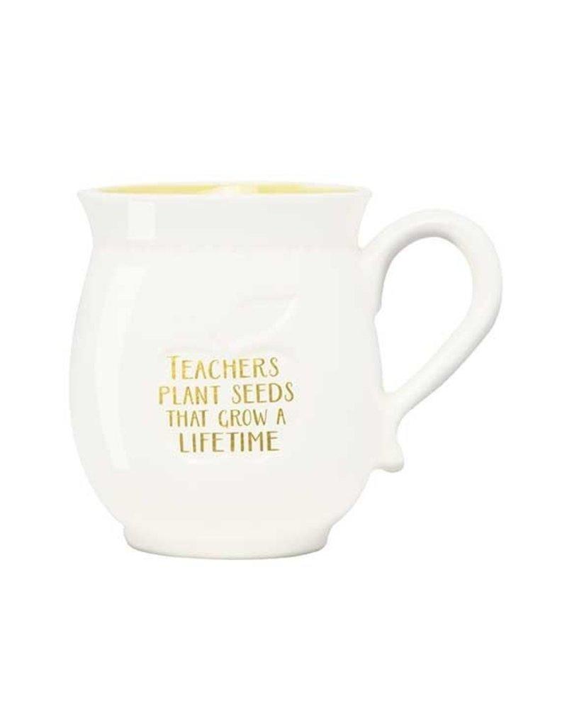 CR Gibson ***Teachers Plant Seeds That Grow a Lifetime Mug