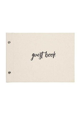 CR Gibson ***Guest Book Ivory