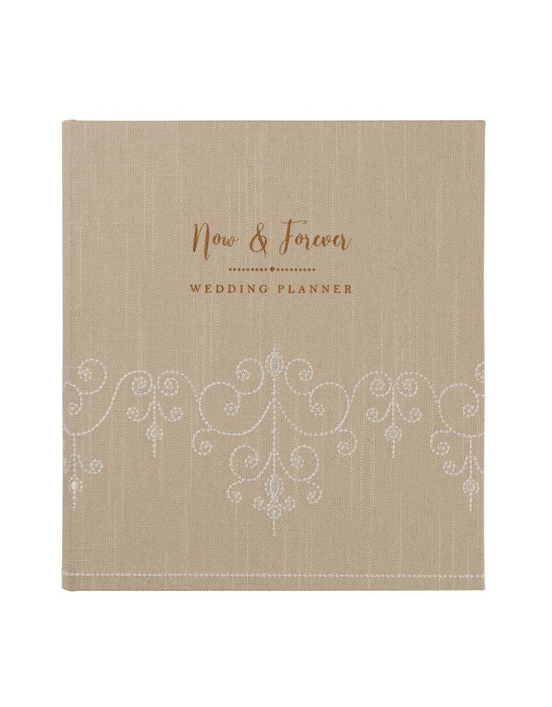 CR Gibson ***Now & Forever Wedding Planner Book