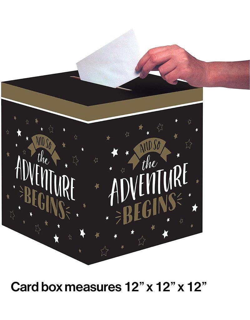 ***Grad Adventure Card Box