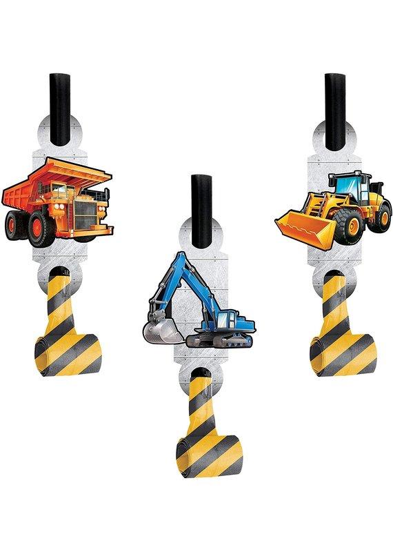 *****Big Dig Construction Party Blowouts