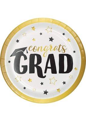 ***Graduation Adventure 7in Plate