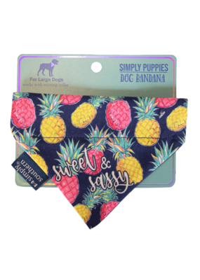 ***Simply Southern Dog Sweet Pineapple
