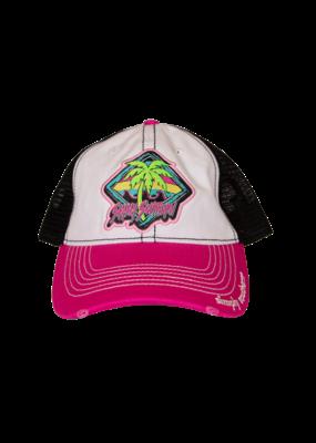***Simply Southern Retro Palm Hat