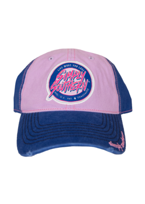 ***Simply Southern Retro Logo Hat