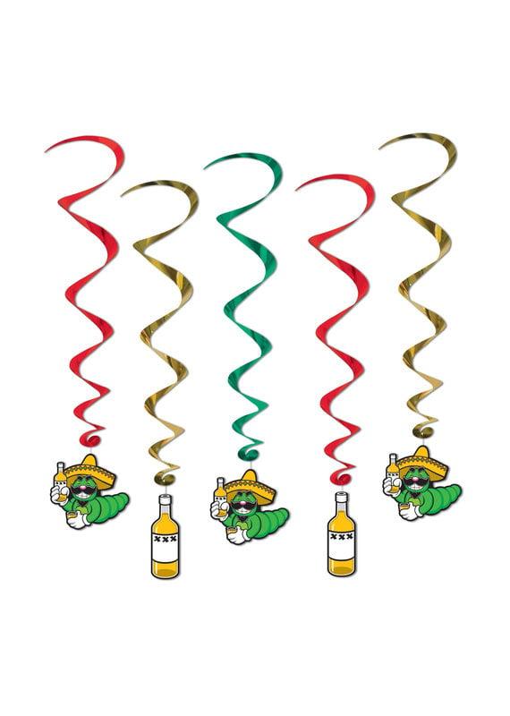 ***Fiesta Drinking Worm Whirls