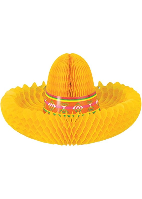 ****Fiesta Sombrero Centerpiece