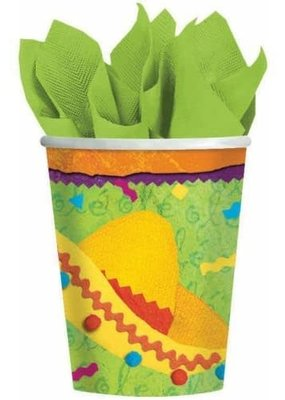 ***Ole Ole! 9oz Paper Cup (8ct)