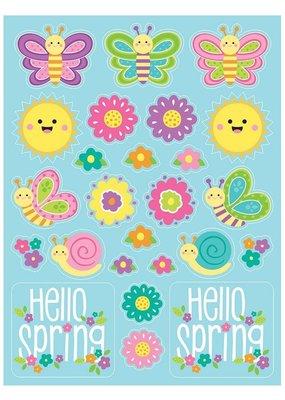 ***Hello Spring 4ct Sticker Sheets