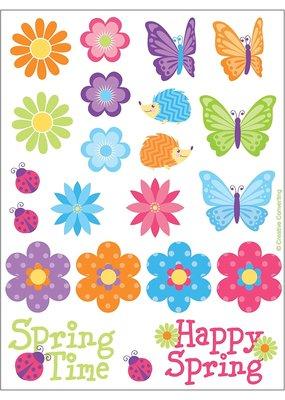 ***Happy spring Stickers