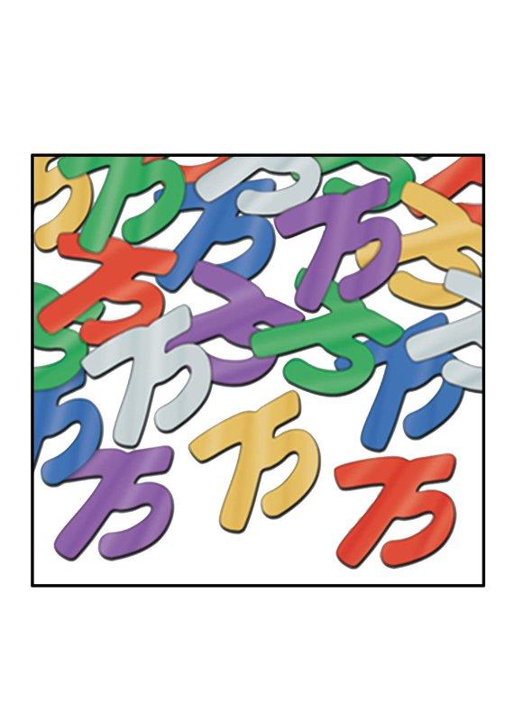 *****75 Multi Color Confetti