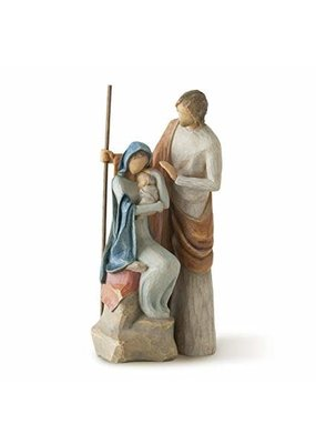 ***Willow Tree The Holy Family