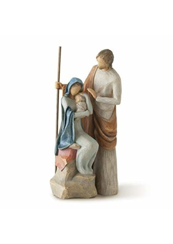 ****Willow Tree The Holy Family