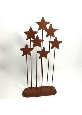 ***Willow Tree Metal Star Backdrop