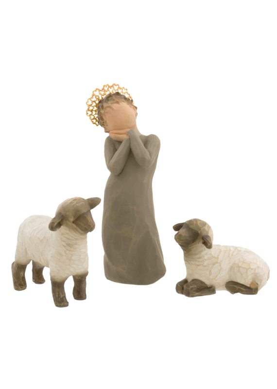 ****Willow Tree Little Shepherdess