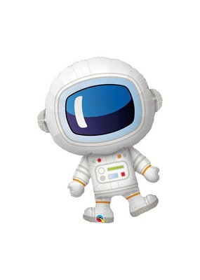 "***Adorable Space Astronaut 37"" Mylar Balloon"