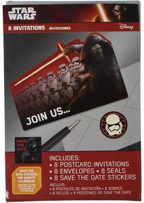 ***Star Wars Invitations