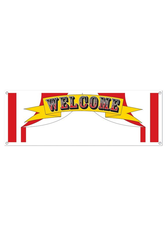 ***Welcome Personalized Banner