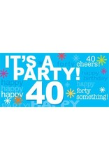 ***40 Time to Party Invites