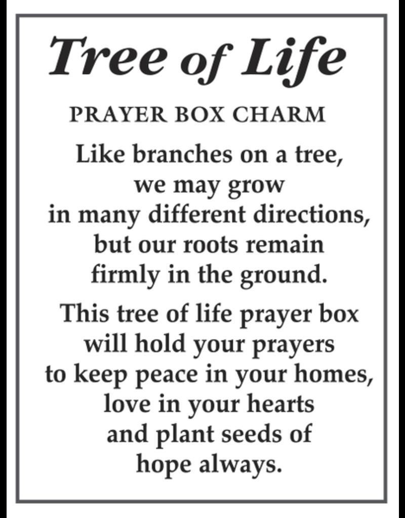 ***Tree of Life Prayer Box Charms