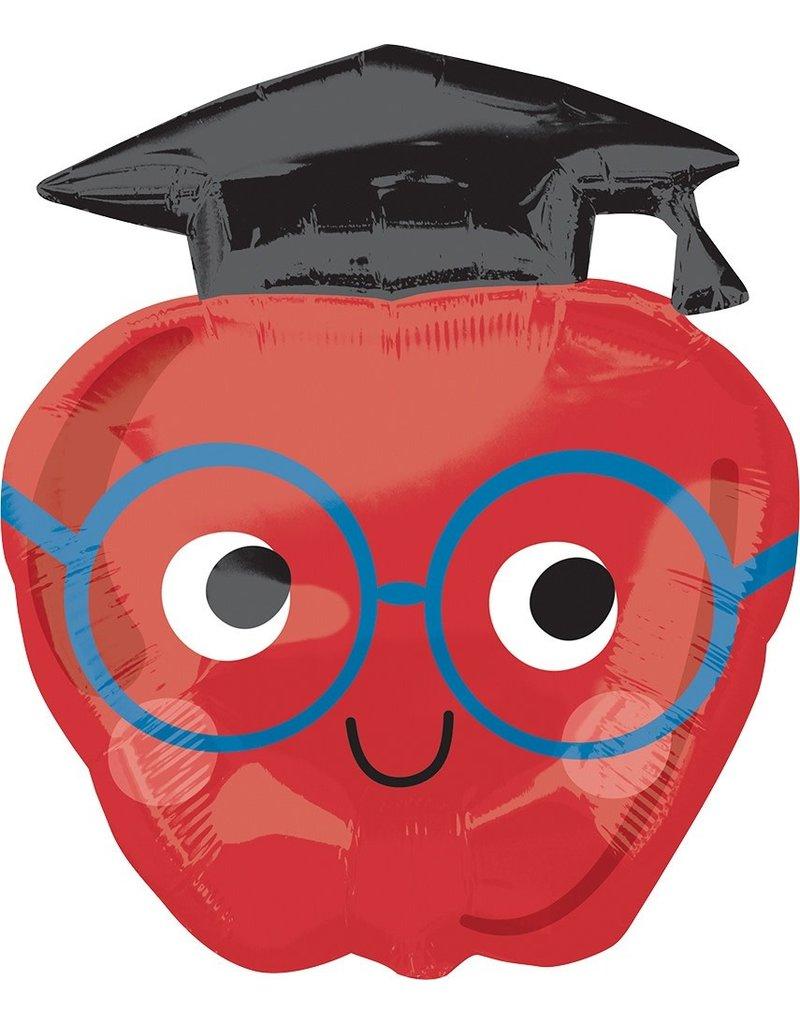 """***Future Dreams Apple 27"""" Mylar Balloon"""