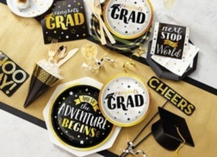 Graduation Party Patterns & Decorations