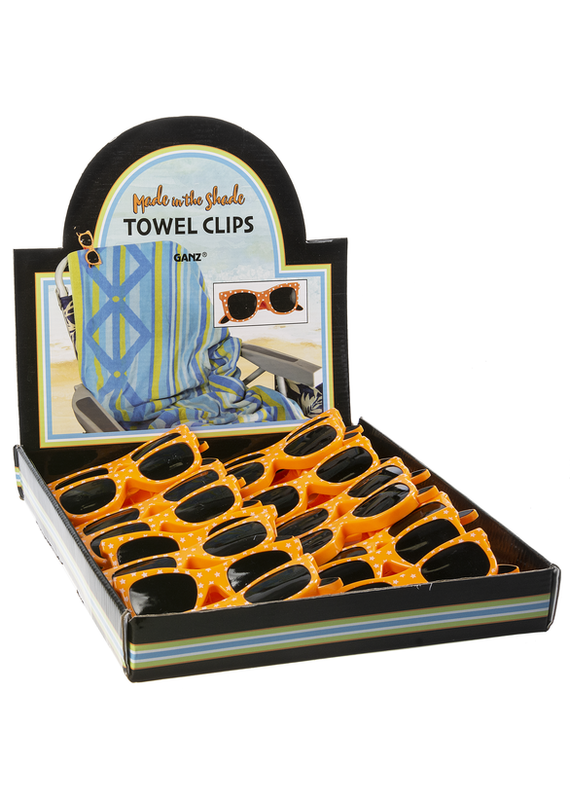 ***Sunglass Towel Clips