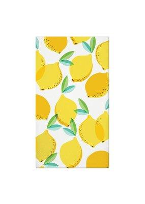 ***Lemon Guest Towels