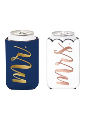 ***Mr & Mrs Can Cover/Holder