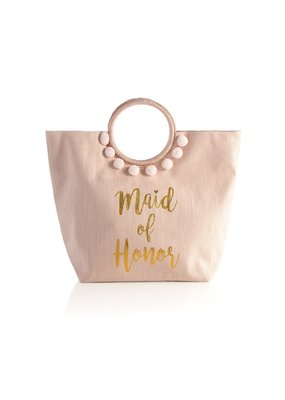 Shiraleah ***Maid of Honor Tote Bag