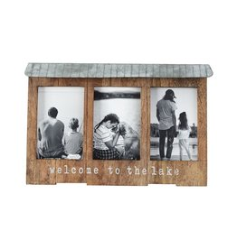 ***Welcome to the Lake Wood Photo Frame