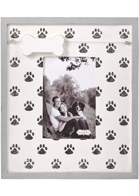 ***Paw Dog Photo Frame