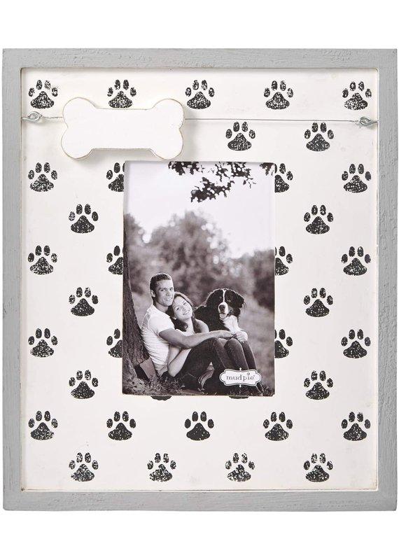 ***Paw Dog Photo Frame