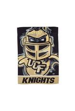 ****University of Central Florida Suede Garden Flag