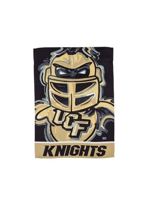 ****University of Central Florida Suede Garden Flag