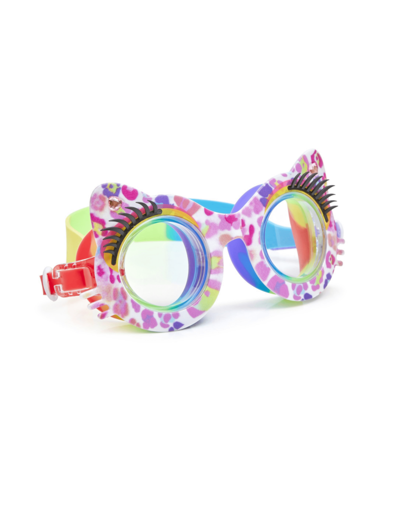 Bling2O ***Cat Shaped Talk to the Pawsitive Pink Swim Goggles