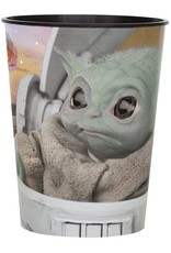 ***Star Wars Baby Yoda 16oz Favor Cup 1ct
