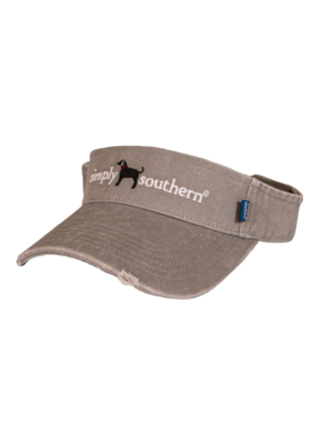 ***Simply Southern Dog Visor