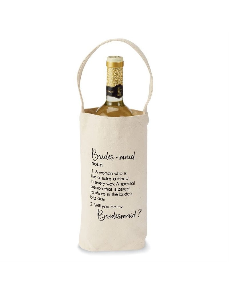 ***Will You Be My Bridesmaid Wine Bag