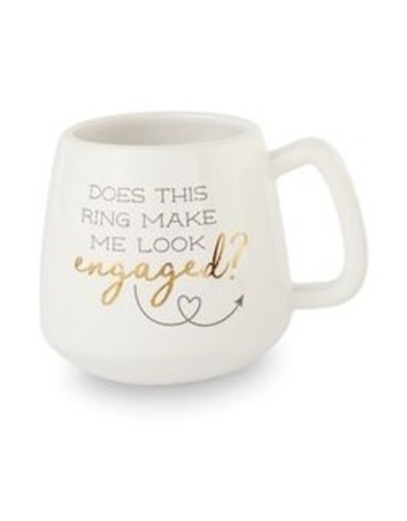 ***Does this Ring Make me Look Engaged (Engagement) Mug