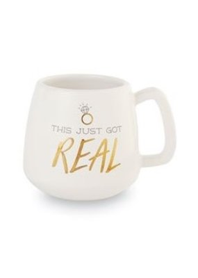 ***This Just Real (Engagement) Mug