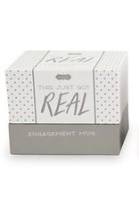 ***This Just Real (Engagement) Mug