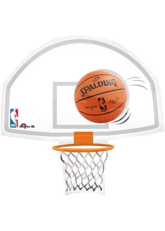 "****NBA Backboard 28"" Foil Balloon"