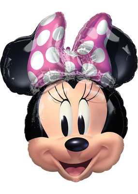 "***Minnie Mouse Forever 26"" Foil Balloon"