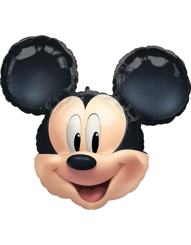 """***Mickey Mouse Forever 26"""" Mylar Balloon"""