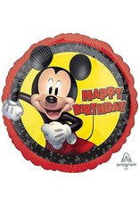 """***Mickey Mouse Forever 18"""" Mylar Balloon"""