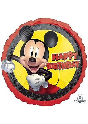 "***Mickey Mouse Forever 18"" Mylar Balloon"