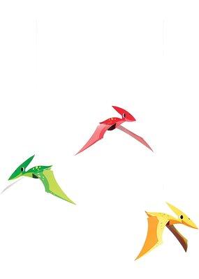***Dinosaur Hanging Decor 3ct