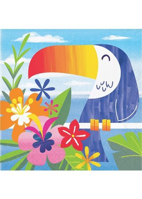 ***Lush Luau Lunch Napkins