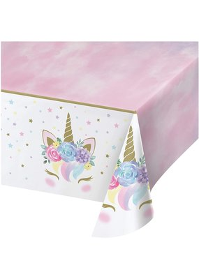***Unicorn Baby Sparkle Tablecover